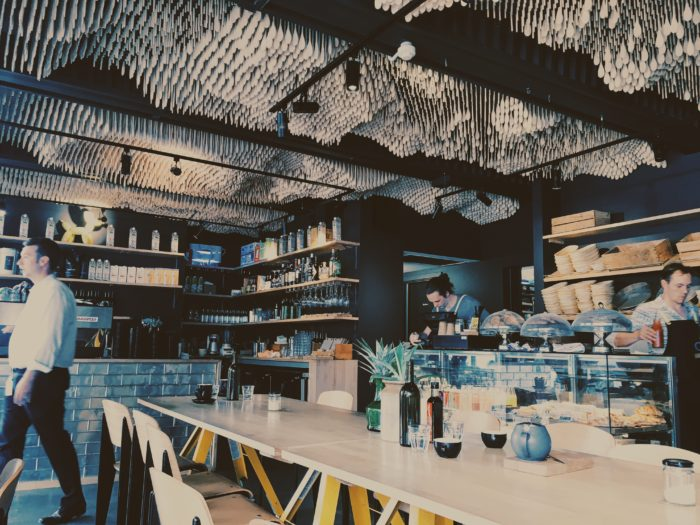 Flinders Street Project - WiFi and Power Coffice in Adelaide